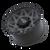 18x9 6x5.5 5BS Theory Matte Gunmetal W/ Matte Black Lip - Dirty Life Wheels