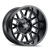 20x10 6x5.5/6x135 4.75BS 8107 Cogent Gloss Black/Milled Spokes - Mayhem Wheels