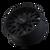 20x10 8x180 4.75BS 8110 Tripwire Matte Black - Mayhem Wheels