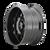 20x9 8x6.5 5BS 8110 Tripwire Black w/Prism Red - Mayhem Wheels