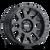 20x9 8x170 5BS 8302 Scout Matte Black - Mayhem Wheels