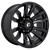 20x9 6x135 5BS D675 Blitz Gloss Black - Fuel Off-Road