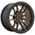 18x9 6x135 4.5BS D681 Rebel Matte Bronze Black - Fuel Off-Road