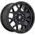 17x9 6x135 5BS D670 Tech Matte Black - Fuel Off-Road