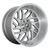 20x12 8x6.5 4.81BS D715 Triton Platinum Gunmetal - Fuel Off-Road