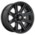 20x10 8x170 4.79BS D708 Rogue Gloss Black Machined - Fuel Off-Road