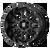 20x9 5x5.5 5BS XD820 Grenade Gloss Black - XD Wheels