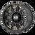20x9 5x150 5BS XD829 Hoss Satin Black Machined Dark Tint - XD Wheels
