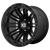 20x9 8x6.5 5BS XD846 Double Satin Black - XD Wheels