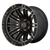 20x10 8x170 4.79BS XD846 Double Satin Black With Dark Tint - XD Wheels