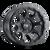 17x8.5 5x5 4.51BS Drifter 9307 Black - Dirty Life Wheels
