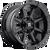 17x9 6x5.5/6x135 4.53BS D575 Coupler Gloss Black - Fuel Off-Road