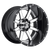 20x9 8x180 5.79BS D260 Maverick Chrome Plated - Fuel Off-Road