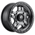 20x9 6x5.5 5.75BS D558 Anza Gunmetal - Fuel Off Road Wheels