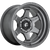 17x10 5x5 4.79BS D665 Shok Matte Gunmetal - Fuel Off-Road