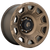 20x9 6x135 5.04BS D687 Vengance Matte Bronze - Fuel Off-Road