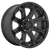 20x9 6x135 5.79BS D706 Siege Matte Black - Fuel Off-Road