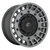 20x9 5x4.5/5x5 5.04BS D726 Militia Matte Anthracite - Fuel Off-Road