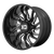 20x10 6x135 4.79BS XD858 Tension Gloss Black Milled - XD Wheels