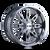 20x9 5x5.5/5x150 5.71BS Type 184 Chrome - Ion Wheel