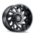 20x9 6x5.5/6x135 5.71BS 8112 Essex Gloss Black/Milled Spokes - Mayhem Wheels