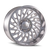 20x10 8x6.5 4.52BS 9108 Switchback Polished - Cali Off Road