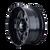 20x10 6x135 5.03BS 8100 Monstir Black/Milled Spokes - Mayhem Wheels