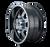 20x9 6x135 5.71BS 8100 Monstir Chrome - Mayhem Wheels