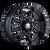 17x9 5x127 5.71BS 8100 Monstir Black