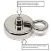 magnet  fishing magnets w/ Eye bolt magnet fishing, magnet fishing magnets , fishing magnets for sale, Cup Magnets