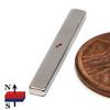 """1""""x1/8""""x1/16"""" Neodymium Rare Earth Block Magnet"""