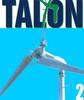 TALON10 10KW Wind Turbine Generator PMA - Used