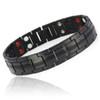 magnetic-bracelet-jewelry   Gloss Black Magnetic Bracelet B246QD