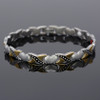 Magnetic Bracelet Jewelry Gold Magnetic Bracelet -  B428J