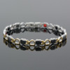 Magnetic bracelet Novoa Women 's Quad-Element Titanium Heart Magnetic Bracelet - 12,800 Gauss B185J