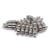 """<img src=""""Magnetic Bracelet Clasp Silver Colored Rose NeodymiumMagnetic Bracelet Clasp.png"""" alt="""" magnetic jewelry clasps   gold magnetic jewelry clasp"""">"""