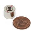 Neodymium Disc Countersunk Magnet