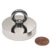 Magnetic round base