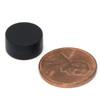 """N52 Disc 1/2""""X1/4"""" NdFeB Rare Earth Plastic coated"""