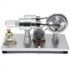 High Temperature Stirling Engine