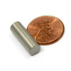 "Samarium Cobalt disc magnet 1/4 x 3/4"""