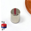 "N52 Neodymium Magnet Cylinder Dia 5/32""x1/4"" Rare Earth Magnets"