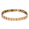 Women's Magnetic Butterfly Ankle Bracelet in Gold Stainless Steel Magnetic  Ankle Bracelet  12,800 Gauss