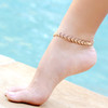 Magnetic Butterfly Anklet