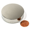 "Rare Earth Magnet 2 x 1/2"" Disc"