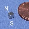 """Grade N45 Neodymium Magnet 1/8"""" Cubes"""