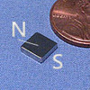 "N52 1/4""x1/4""x1/16"" Neodymium Rare Earth Block Magnet"