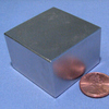 "N45 1-1/2""x1-1/2x1"" Neodymium Rare Earth Block Magnet"