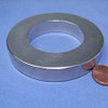 """Ring Magnet N42 OD 3 x ID 1-3/4 x 1/2"""" Neodymium Ring Magnet 