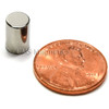 Small Cylinder Magnets